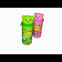 Botol Plastik panda bottle 600 ml 1