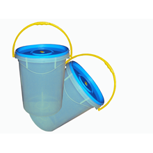 Toples handy airtight container 16.3L 25L