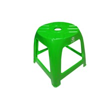 Kursi Plastik paris low stool