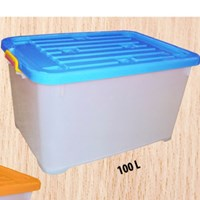 Box Container lotus 100L