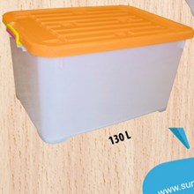 plastic Box Container lotus 130L