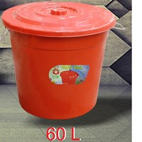 Ember Plastik nico pail 60L