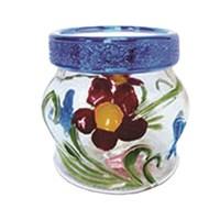 Glass jar 1093S(18) 1