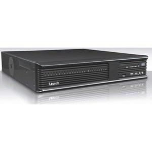 Lc6808f  Nvr 8 Channel ( 500G Hdd ) And Support 8 Sata Harddisk