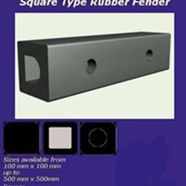 Karet Fender Kotak