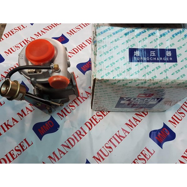 Turbocharger Excavator yuchai 6b126