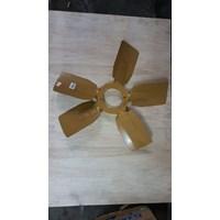 Fan Radiator Wheel Loader SDLG XGMA XCMG Lonking