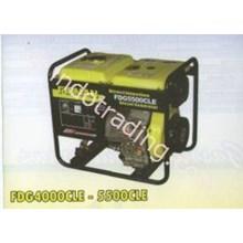 Firman Diesel Generator Tipe Fdg4000cle