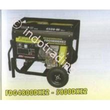 Firman Diesel Generator Tipe Fdg4800dxe2