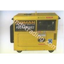 Firman Diesel Generator Tipe Fdg7800se2
