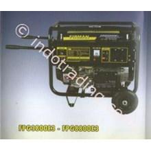 Portable Gasoline Generator Tipe Fpg3800e3