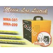 Mesin Las Listrik Firman Tipe Mma160