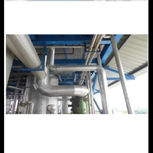 Insulation Jalur Pipa Ducting