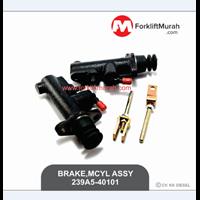 BRAKE MASTER CYLINDER ASSY FORKLIFT TCM PART NO 239A5-40101