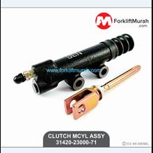 CLUTCH MASTER CYLINDER ASSY FORKLIFT TOYOTA 3/5FD PART NO 31420-23000-71