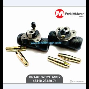 Brake Master Cylinder Assy FORKLIFT TOYOTA 47410-23420-71