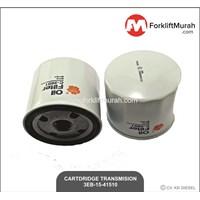 FILTER TRANSMISI FORKLIFT KOMATSU PART NO 3EB-15-41510