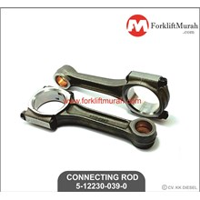 CONNECTING ROD ASSY C240 FORKLIFT KOMATSU PART NO 5-12230-039-0