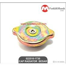 CAP RADIATOR  BESAR FORKLIFT TOYOTA PART NO 022510-1730 -- 16401-23000-71