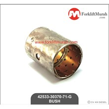 BUSHING FORKLIFT TOYOTA PART NO 42533-30370-71-G