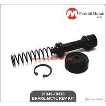 BRAKE MASTER CYLINDER REPAIR KIT FORKLIFT MITSUBISHI PART NO 91346-10310