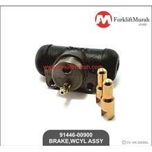 BRAKE MASTER CYLINDER ASSY FORKLIFT MITSUBISHI PART NO 91446-00900