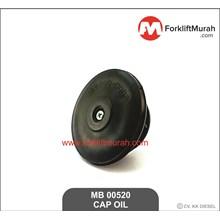 CAP OIL S4E FORKLIFT KOMATSU PART NO MD000520