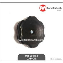 CAP OIL FORKLIFT TOYOTA PART NO MB 008784