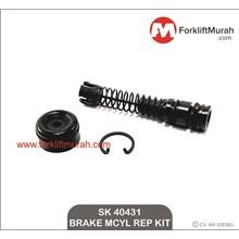 BRAKE MASTER CYLINDER REPAIR KIT FORKLIFT TOYOTA PART NO SK 40431 3/4
