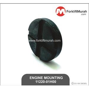 ENGINE MOUNTING FORKLIFT NISSAN PART NO 11220-01H00