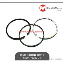 RING PISTON 1DZ11 FORKLIFT TOYOTA PART NO 13011-78