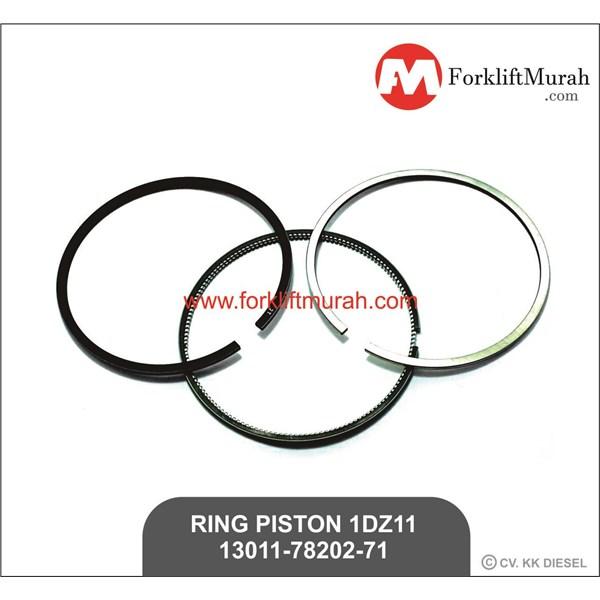RING PISTON 1DZ11 FORKLIFT TOYOTA PART NO 13011-78202-71
