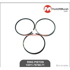 RING PISTON FORKLIFT TOYOTA PART NO 13011-78760-71 1