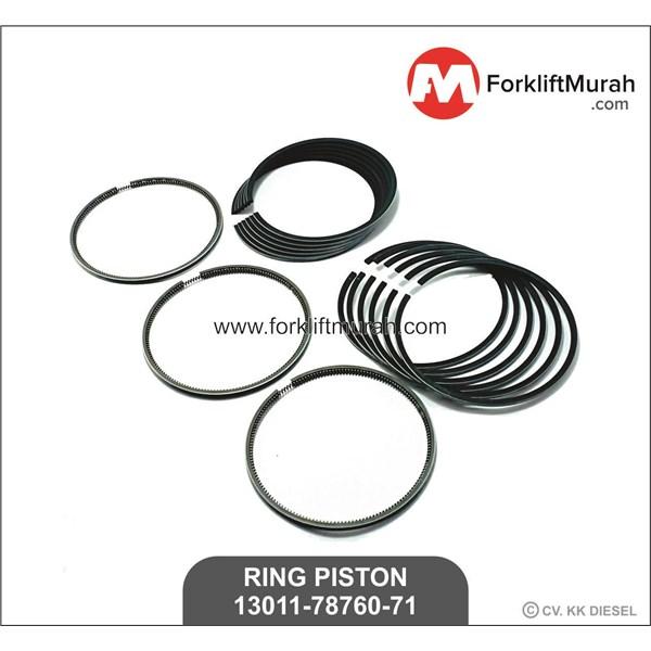 RING PISTON FORKLIFT TOYOTA PART NO 13011-78760-71