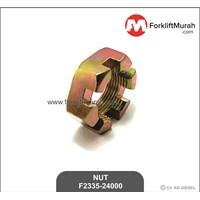NUT FORKLIFT MITSUBISHI PART NO F2335-24000