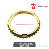 SYNCHRONIZER RING FORKLIFT TOYOTA PART NO 33367-36030