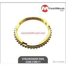 SYNCHRONIZER RING FORKLIFT TOYOTA 45T PART NO 33368-31960-71