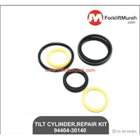 TILT CYLINDER REPAIR KIT FORKLIFT MITSUBISHI PART NO 94404-30140