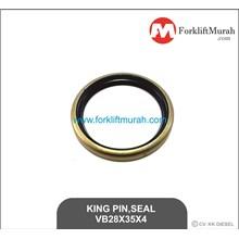 SEAL KING PIN FORKLIFT KOMATSU PART NO VB28X35X4