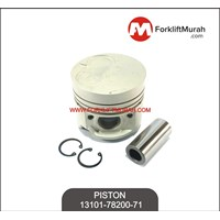 PISTON FORKLIFT TOYOTA PART NO 13101-78200-71