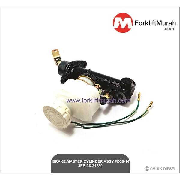 MASTER REM ATAS FORKLIFT KOMATSU -14 3 TON PART NUMBER 3EB-36-31280