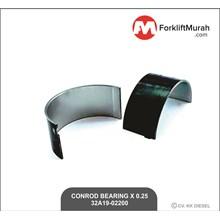 METAL JALAN OVERSIZE 25 FORKLIFT MITSUBISHI PART NUMBER 32A19-02200