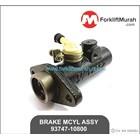 MASTER REM FORKLIFT MITSUBISHI S6S PART NUMBER 93747-10800 2