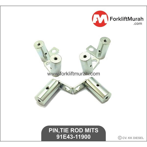 PIN CLEVIS FORKLIFT PART NUMBER 91E43-11900