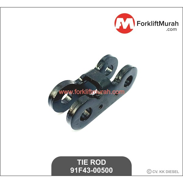 TIE ROD H FORKLIFT PART NUMBER 91F43-00500