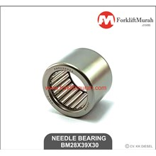 NEEDLE BEARING FORKLIFT PART NUMBER BM28X39X30