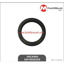 SEAL PACKING FORKLIFT PART NUMBER GNY50X62X8
