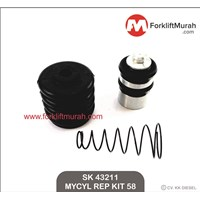 REPAIR KIT MASTER KOPLING FORKLIFT PART NUMBER SK 43211