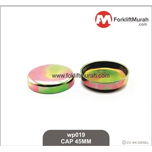CAP 45MM FORKLIFT PART NUMBER WP019