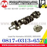 Distributor KRUK AS FORKLIFT KOMATSU 6D102E 3